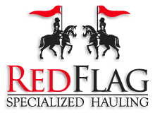 Red Flag Specialized Hauling